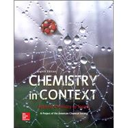 Package: Chemistry in Context with ConnectPlus Access Card by American Chemical Society, 9781259159404
