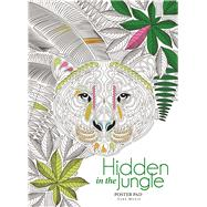 Hidden in the Jungle Poster Pad by Muzio, Sara, 9781454709404