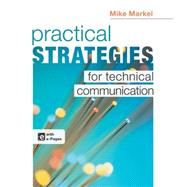 Practical Strategies for Technical Communication by Markel, Mike, 9781457609404