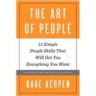The Art of People by KERPEN, DAVE, 9780553419405