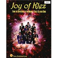 Joy of Klez : From the Repertoire of the Maxwell Street Klezmer Band - Score by Maxwell Street Klezmer Band (CRT), 9780634039409