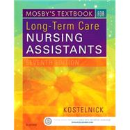 Mosby's Textbook for Long-term Care Nursing Assistants by Kostelnick, Clare, 9780323279413