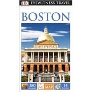 DK Eyewitness Travel Guide: Boston by DK Publishing, 9781465439413