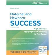 Maternal and Newborn Success: A Q&a Review Applying Critical Thinking to Test Taking by De Sevo, Margot R., 9780803659414