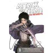 Attack on Titan: No Regrets 1 by ISAYAMA, HAJIMESNARK, GUN, 9781612629414