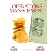 Operations Management by Heizer, Jay; Render, Barry, 9780136119418