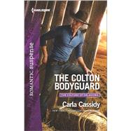 The Colton Bodyguard by Cassidy, Carla, 9780373279418