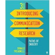 Introducing Communication Research by Treadwell, Donald, 9781483379418
