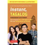 Instant Tagalog by Gaspi, Jan Tristan; Marfori, Sining Maria Rosa L., 9780804839419