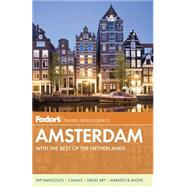 Fodor's Amsterdam by FODOR'S TRAVEL GUIDES, 9780891419419