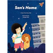 San's Home by Wei, Chew Chia Shao, 9789814699419