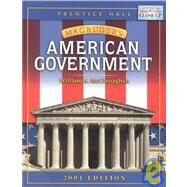 Magruder's American Government 2001 by McClenaghan, William A., 9780130509420