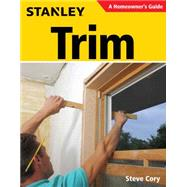 Stanley Trim by Cory, Steve, 9781627109420