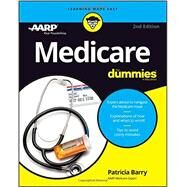 Medicare for Dummies by Barry, Patricia, 9781119079422