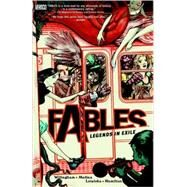 Fables: Legends in Exile - VOL 01 by Willingham, Bill, 9781563899423