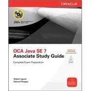 OCA Java SE 7 Programmer I Study Guide (Exam 1Z0-803) by Finegan, Edward; Liguori, Robert, 9780071789424
