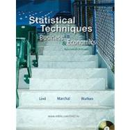 Statistical Techniques in Business and Economics with Student CD by LIND, 9780077309428