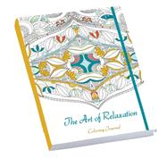 The Art of Relaxation Coloring Journal by Lark Crafts, 9781454709428