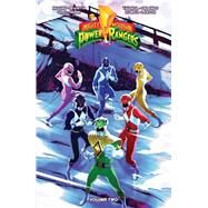 Mighty Morphin Power Rangers 2 by Higgins, Kyle; Silas, Thony; Prasetya, Hendry, 9781608869428