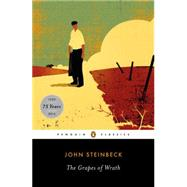 The Grapes of Wrath by Steinbeck, John (Author); DeMott, Robert (Editor/introduction), 9780143039433