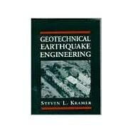 Geotechnical Earthquake Engineering by Kramer, Steven L., 9780133749434