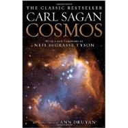 Cosmos by SAGAN, CARLTYSON, NEIL DEGRASSE, 9780345539434