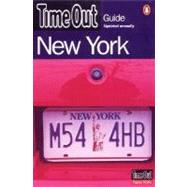 Time Out New York by Time Out (Author), 9780140289435