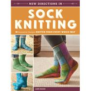 New Directions in Sock Knitting by Budd, Ann, 9781620339435