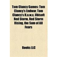 Tom Clancy Games : Tom Clancy's Endwar by , 9781156639436
