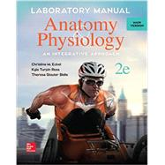 Laboratory Manual Main Version for McKinley's Anatomy & Physiology by Eckel, Christine; Bidle, Theresa, 9781259139437