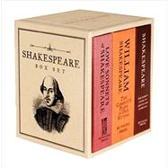 Shakespeare Box Set by Herr, Joelle; Running Press; Lawrence, John, 9780762459438