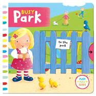 Busy Park by Finn, Rebecca, 9781454919438