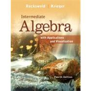 Intermediate Algebra with Applications & Visualization Plus NEW MyLab Math with Pearson eText -- Access Card Package by Rockswold, Gary K.; Krieger, Terry A., 9780321729439