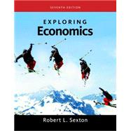 Exploring Economics by Sexton, Robert L., 9781285859439