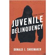Juvenile Delinquency by Shoemaker, Donald J., 9781442219441