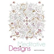 Meditative Designs Sketch Book by Lark Crafts, 9781454709442