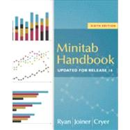 MINITAB Handbook Update for Release 16 by Ryan, Barbara F.; Joiner, Brian L.; Cryer, Jonathan D., 9781133939443