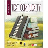 Text Complexity by Fisher, Douglas; Frey, Nancy; Lapp, Diane, 9781506339443