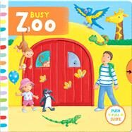 Busy Zoo by Finn, Rebecca, 9781454919445