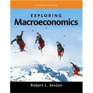 Exploring Macroeconomics by Sexton, Robert L., 9781285859446