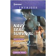 Navy SEAL Survival What Happens on the Ranch bonus story by James, Elle; Fossen, Delores, 9780373749447