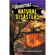 ISBN 9781433349447 product image for Unforgettable Natural Disasters : Challenging Plus | upcitemdb.com