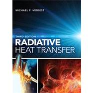 Radiative Heat Transfer by Modest, Michael F., 9780123869449