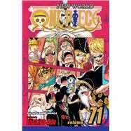 One Piece, Vol. 71 by Oda, Eiichiro, 9781421569451