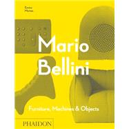 Mario Bellini by Morteo, Enrico, 9780714869452