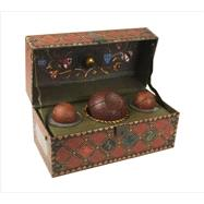 Harry Potter Collectible Quidditch Set by Running Press, 9780762459452
