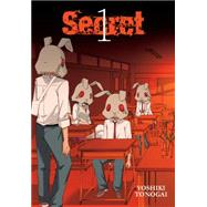 Secret, Vol. 1 by Tonogai, Yoshiki, 9780316259453
