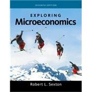 Exploring Microeconomics by Sexton, Robert L., 9781285859453