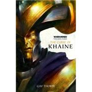 The Curse of Khaine by Thorpe, Gav, 9781849709453