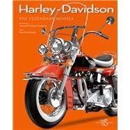 Harley-Davidson The Legendary Models by Szymezak, Pascal; Manferto, Marco De Fabianis, 9788854409453